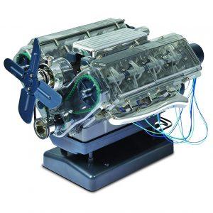 MAQUETA MOTOR V8 TRENDS HM10